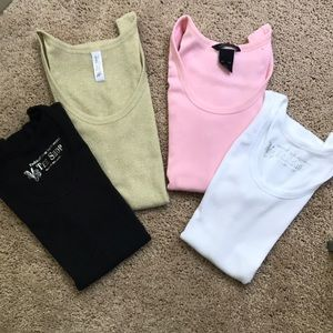 Lot of VS tank tops